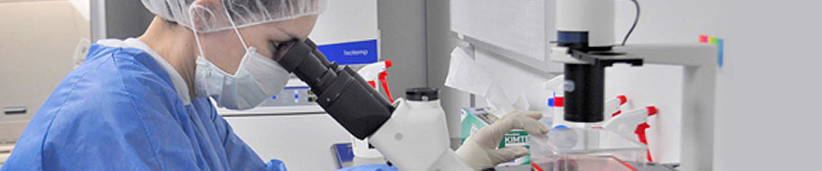 Stem Cell Institute Home Page Header