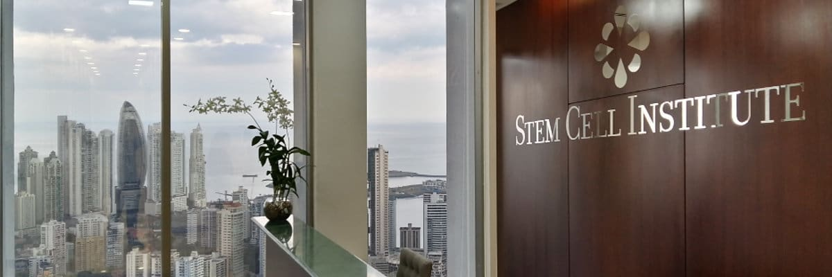 Image - View of Panama City from Stem Cell Institute Lobby