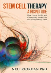 Image of book cover for Stem Cell Therapy - A Rising Tide