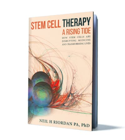 Stem Cell Therapy - A Rising Tide Cover Image